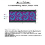 Arctic-Pullover Chart